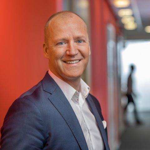 Martin Brage, Vd Santander Consumer Bank Sverige