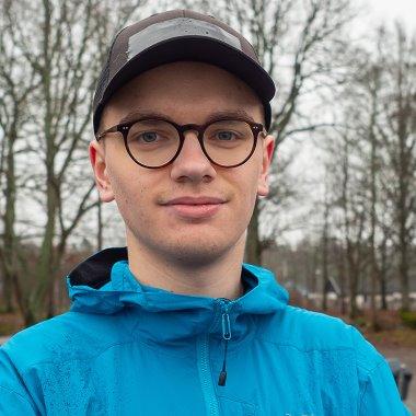 Rasmus - deltagare MinKlassiker 2020
