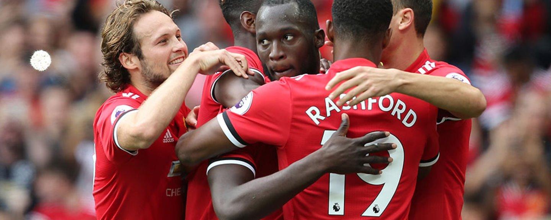 Fotbollsspelare från Manchester United
