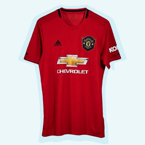 Manchester United matchtröja