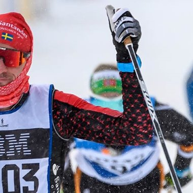 Johan Olsson åker Vasaloppet