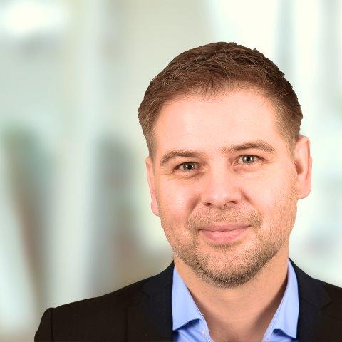 Foto av Thomas Lindqvist, Santander Consumer Bank Sverige