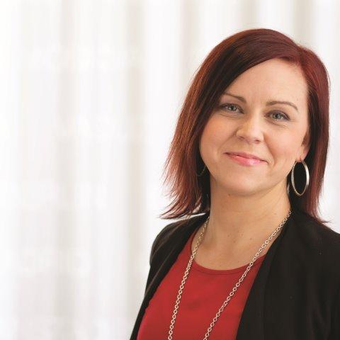 Foto av Carolina Edegren, Santander Consumer Bank Sverige