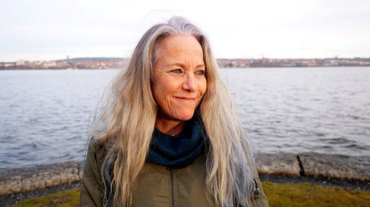 Susanne Nordqvist porträtt